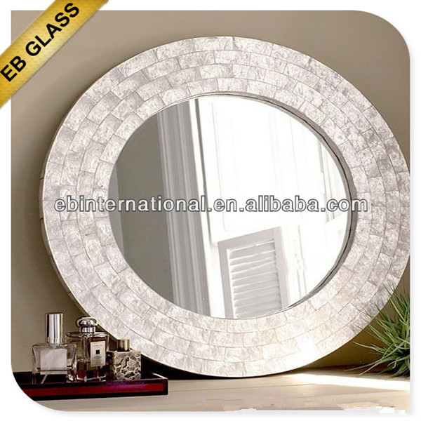 Large Round Silver Mirror Part - 31: Half Round Mirrors, Half Round Mirrors Suppliers And Manufacturers At  Alibaba.com