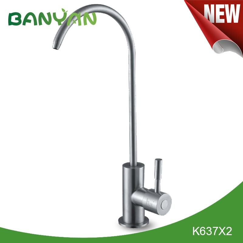 Hot selling single handle kitchen water purifier faucet tap