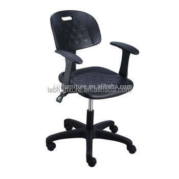 Lab Stool Chair Adjustable Stool With Wheels Lab Laboratory Chair