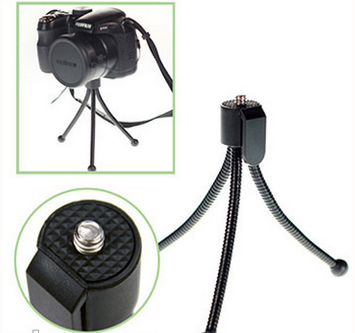Outdoor photography flexible dslr/vedio tripod for camera