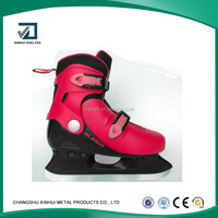 2016 Popular comfortable style Ice speed skates shoes for girls