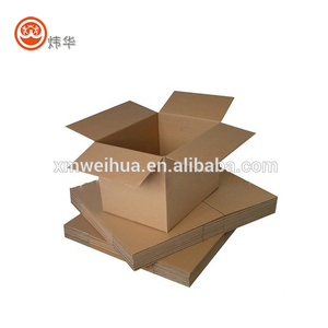 2018 custom packaging paper box corrugated carton