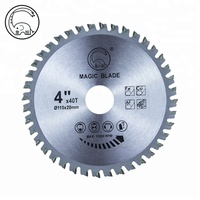 Professional TCT circular saw blade for cutting metal