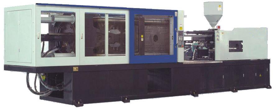 393 Injection Molding Machine HZ1680