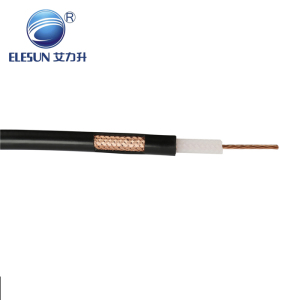 RG8 Solid PE Insulation RF Coaxial Cable