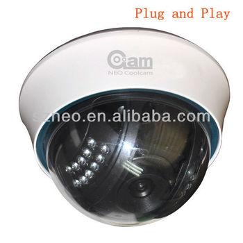 N9071 Mini Dome Camera Quickstart Guide - Supercircuits
