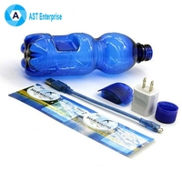 Hidden Water Bottle Camera Security Camera 1080P HD Portable Plastic Drinking Water Bottle spy
