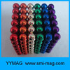 2017 Hot sale magic ball toy magnet ball / rubik cube /neodymium rubik cube