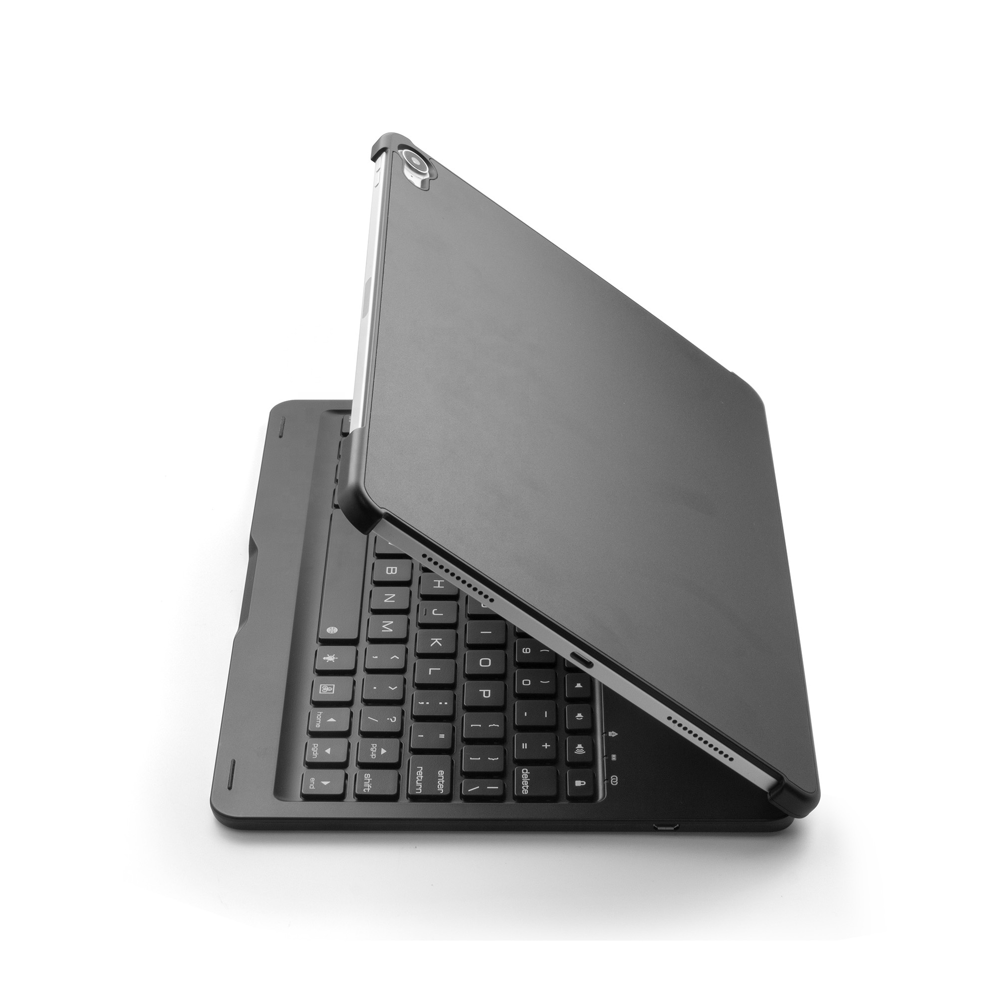 Seven colors backlit bluetooth tablet keyboard case for iPad 11 фото