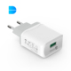 Qualcomm quick charge 3.0,18W USB Travel Charger (Quick Charge 2.0 Compatible) Fast EU switching power adapter for smart phone