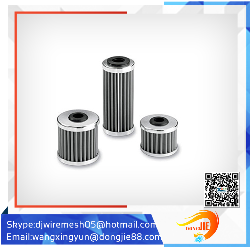 Replacement Indufil Stainless Steel Filter / Gas Filter Element