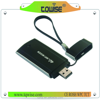 Portable 4g lte mobile dual sim wifi 4g lte usb dongle modem