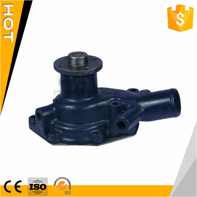 In stock for EX120 SH120 SK120 4BD1 3 inch electric water pump