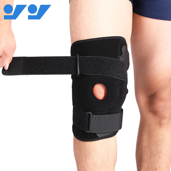 Medical sports knee protection weight knee compression sleeve wraps knee pad for work