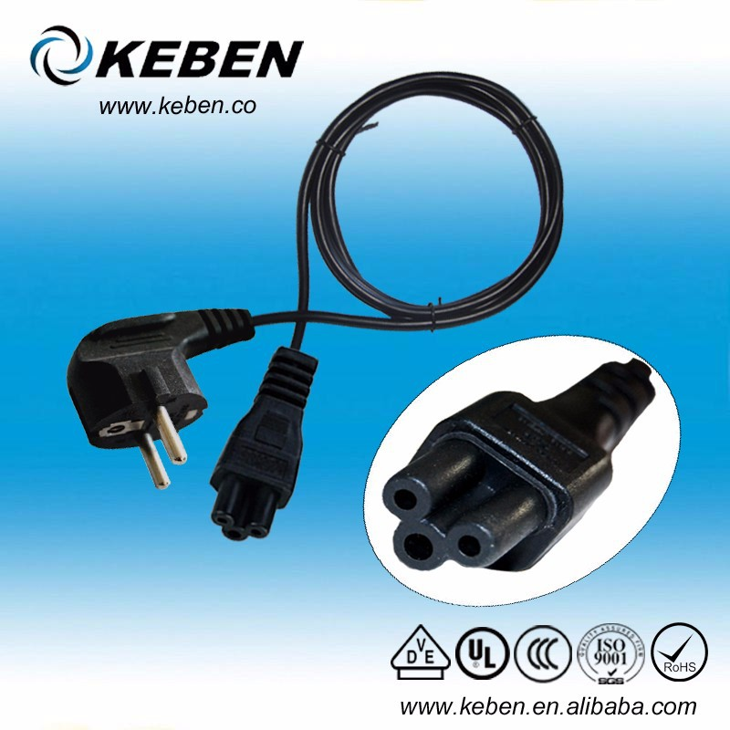 Upstage Vde3 Pin Ac Cable China Supplier Sales Here