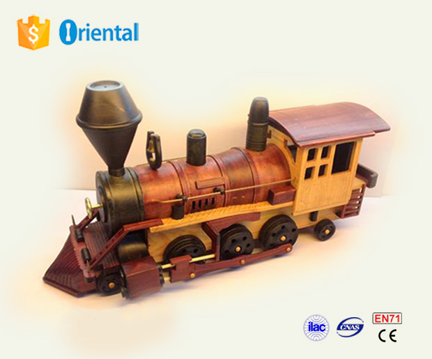 Wood Train Toy Paper Box Packaging,Educational Toy Model Vehicle New Products 2016,Wooden Miniature Car In Gift Box