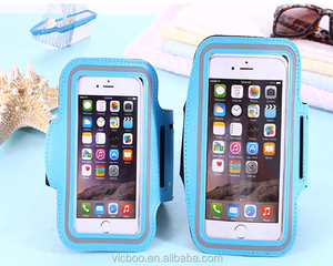 Outdoor Sport Accessories Running Armband Waterproof Fitness Armband for Mobile Phone Case Cover Arm Band Holder