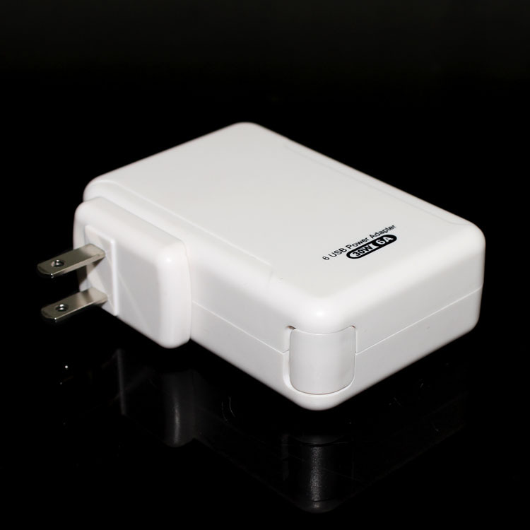 New product ! 6 port USB travel charger for nokia