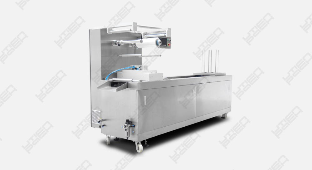 China top brand auto food lid tray Sealing Machines for packaging ready meal
