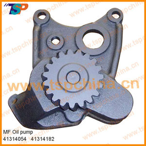 MF/Massey ferguson Tractor oil pump 41314054-41314182