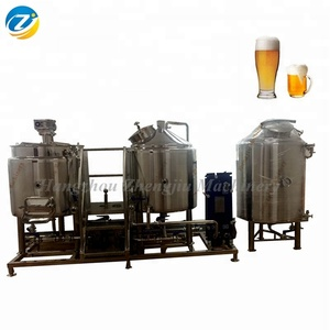 mash filter hot liquor tank 7bbl brewing system