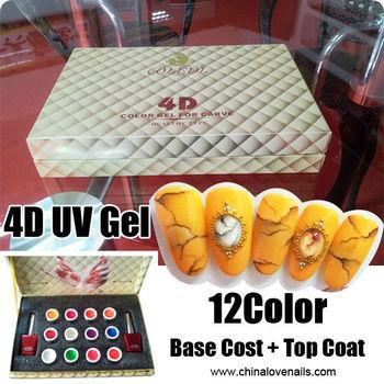 3d Nail Art Kits4d Nails Kitsuv Gel Nail Kit Buy Gel Nail Kit