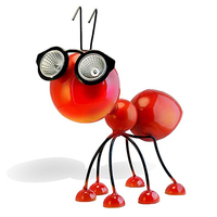 metal led ant laser statu garden waterproof light