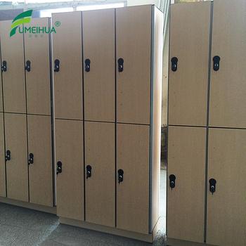 Phenolic hpl gym lockers with keypad cam lock buy gym