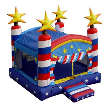 Frozen inflatable bounce house bouncy jumping castles inflatable