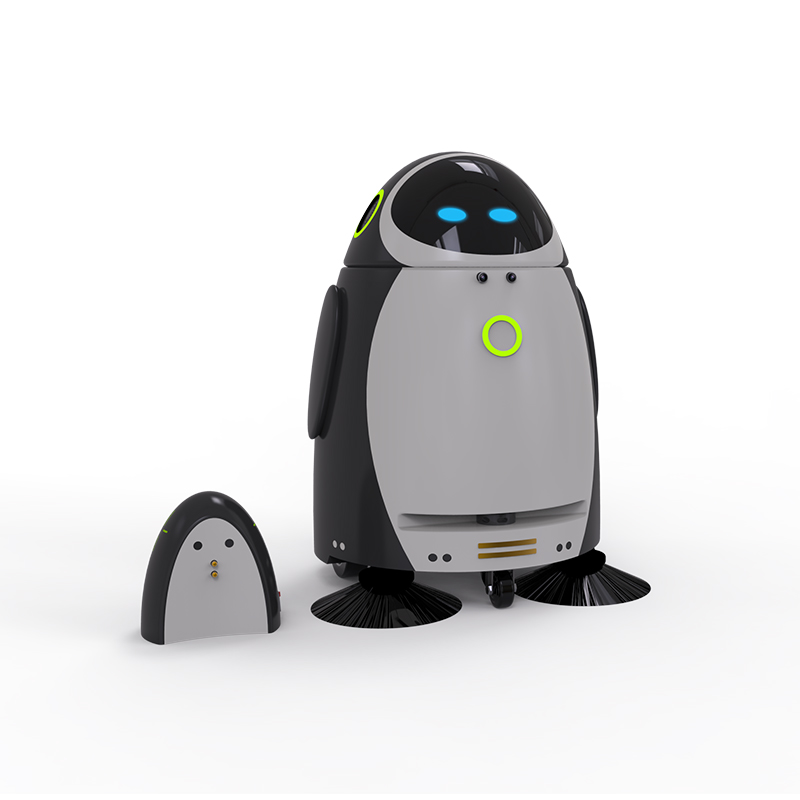 Large-scale Cleaning robots Intelligent Service Robot XC1 Series