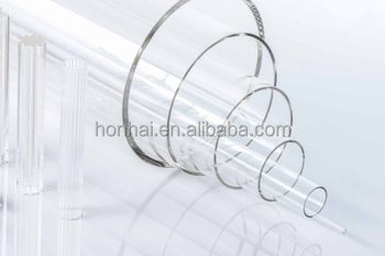 Borosilicate Glass Tube and Rod
