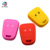 AS078009 Car silicone cover set for Opel Remote Rubber protector shell 2 Button