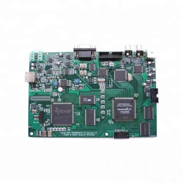 Rohs 94v-0 Dab Radio Pcb Printed Circuit Board Assembly From Shenzhen Top  10 Pcb Manufacturer - Buy Printed Circuit Board Assembly,Radio Pcb Printed