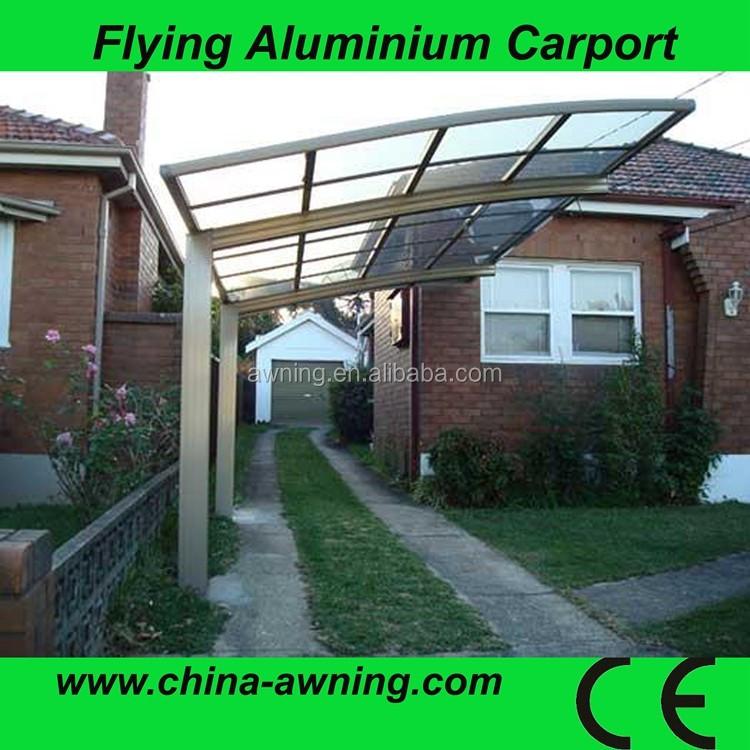 Aluminium carport tent buitentuin gebruikt carport polycarbonaat auto onderdak stalen carport - Buitentuin ontwerp ...