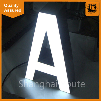 High Quality Merry Christmas Letter Light,Box Letters With Led