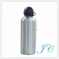 Aluminum Sports Water Bottle With Carabiner