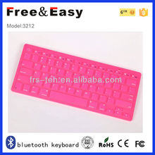 High quality bluetooth keyboard for mini case