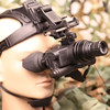 Military Head Mounted Gen 3 PVS-7 Helmet Night Vision Goggles