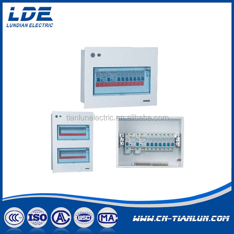 Terminal Distribution Board PZ30 Type ,Electrical Distribution Box