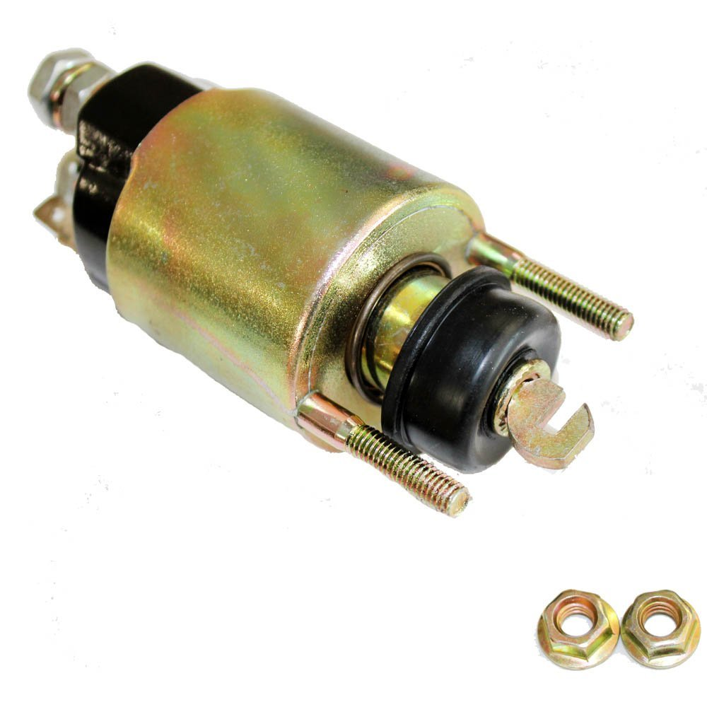 Cheap Diesel Solenoid Find Deals On Line At Alibabacom 1959 Ford Starter Wiring Get Quotations Caltric Fits Tractor Compact 1210 3 58 Shibaura 1983 1986