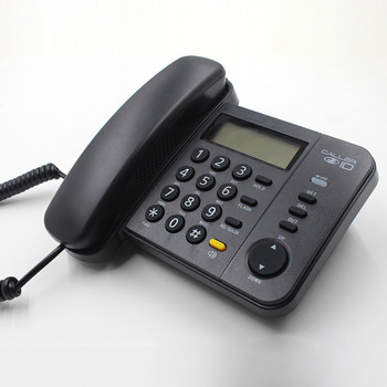 Chenfenghao Wall mountable corded phone with 5 last dialled numbers list