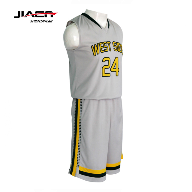 77213d94304 customized sublimation basketball uniforms companies grey college basketball  uniforms