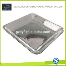 2017 best price plastic customized fresh fruits vegetable packaging trays