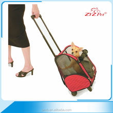 4-in 1 Roll Around pet carrier airline approved