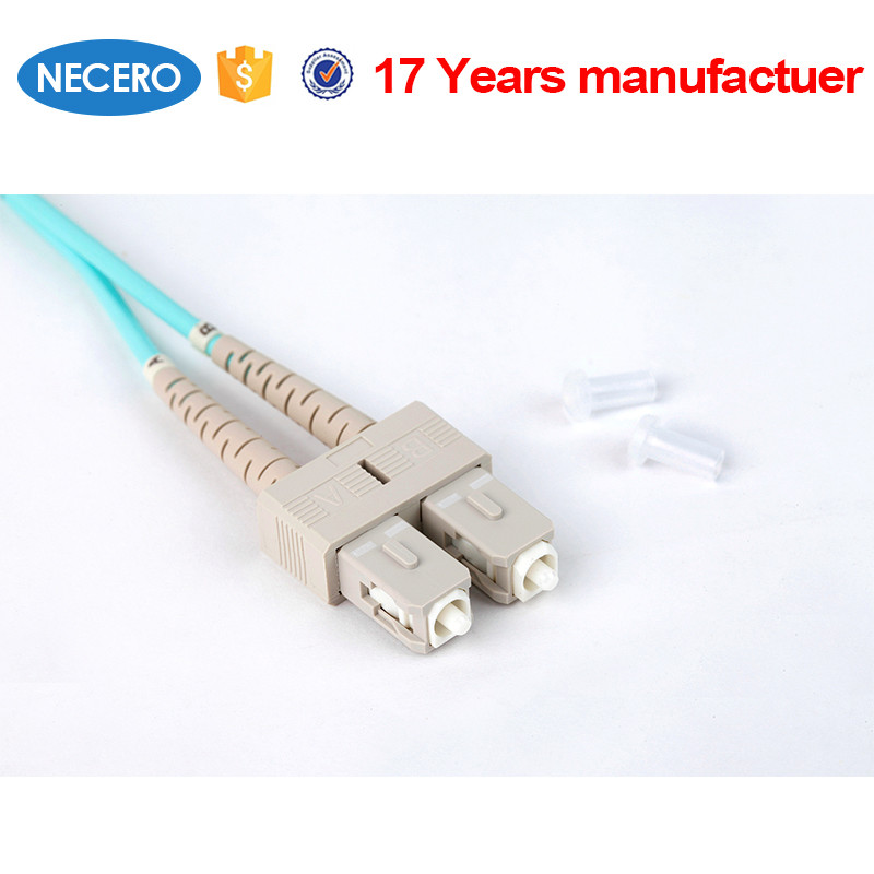 Waterproof Ftth 62.5 or 125Patch Cord Multimode