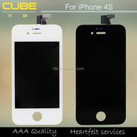 wholesale cheap price for apple iphone 4s , full tested and LCD Assembly in sale