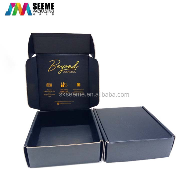 Custom snapback hat box printed on both sides,folding hat corrugated box, hat box packaging