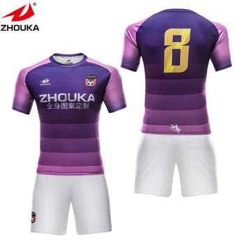 727c11753 China factory manufacturer custom 100% sublimation soccer uniform jersey  Soccer Wear women sportswear