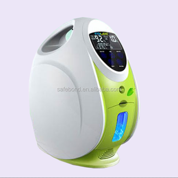 5 L medical mini portable oxygen concentrator