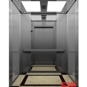 6 person passenger elevator dimensions